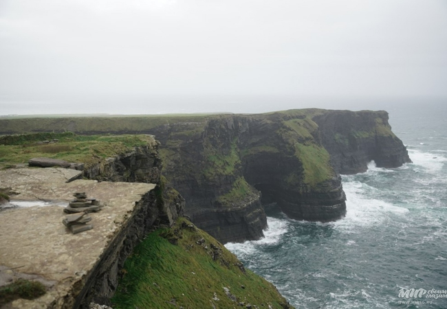 На туристическом маршруте Wild Atlantic Way, Ирландия